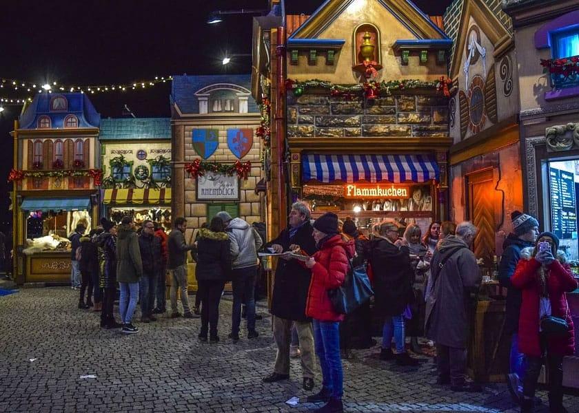Weihnachtsmarktstimmung