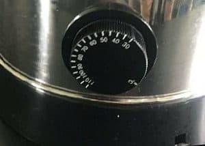 Glühweinkocher Monzana - Temperaturregler