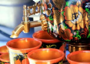 Traditioneller Semaver